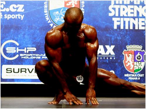 Survival na M ČR v kulturistice, bodyfitness a bikiny fitness 2013